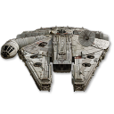 Millenium Falcon 02 icon