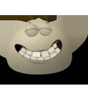 fun, emotion, face, smile, happy, emot, funny icon