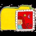 Osd folder y mail icon