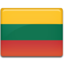 lithuania,flag,country icon