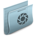 photography, folder, camera icon