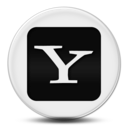 yahoo,logo,square icon