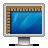 screen, ruler icon