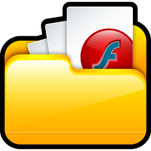my, paper, my flash, document, file, flash icon
