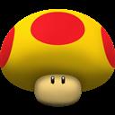 Mega, Mushroom icon