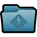Folder, Mac, Public icon