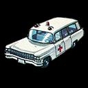 Ambulance, Cadillac icon