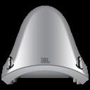 silver, jbl, creature icon