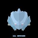 pokemon, kanto, piedra, rhyhorn, tierra icon