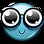 Emot Geek Nerd icon