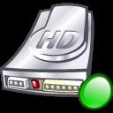 hdd,mount,harddisk icon