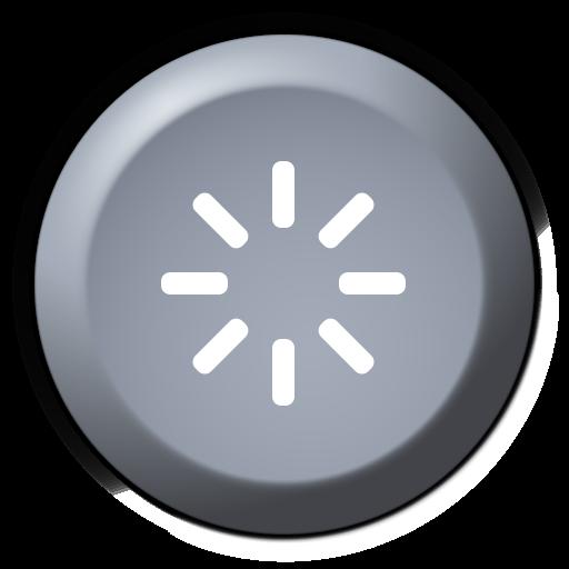 remote, reboot icon