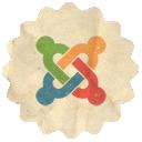 Joomla, Retro icon
