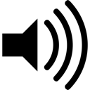 Loud, Sound, Speaker icon