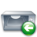 Back, Oven icon