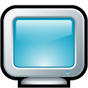 display, monitor, screen, computer icon