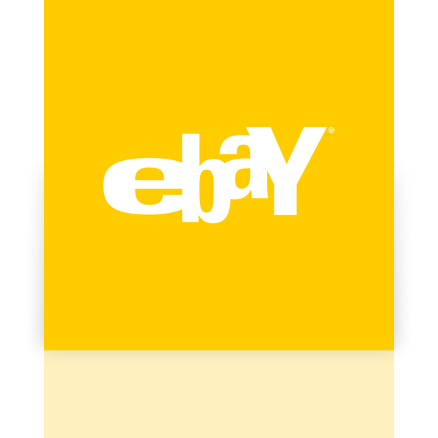 mirror, ebay icon