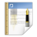 mimetypes application msword template icon