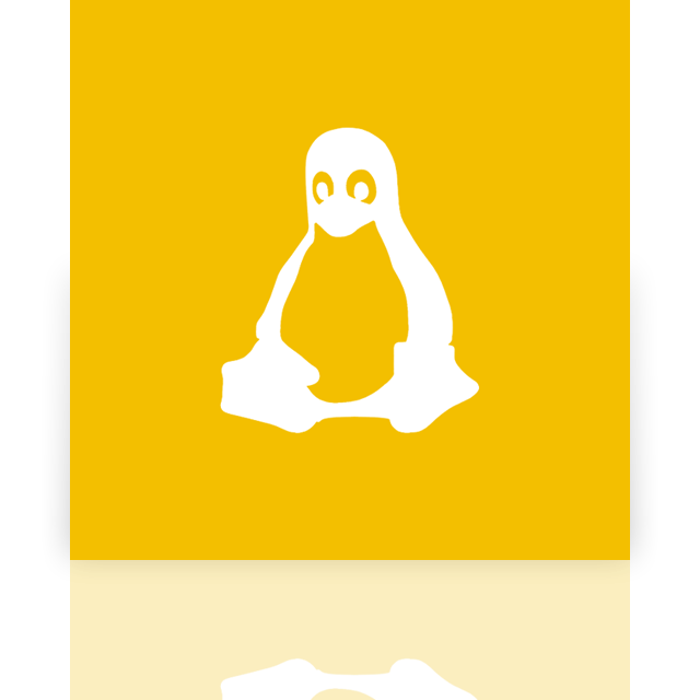 mirror, os, linux icon