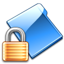 folder, lock, security, locked icon