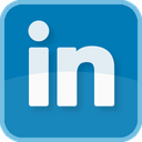 linked in, square, social, employee, social media, linkedin, work, resume icon