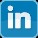 linked in, square, social, employee, social media, linkedin, work, resume icon