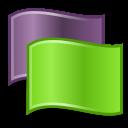 desktop, preferences, locale icon