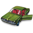 Mercury Cougar icon