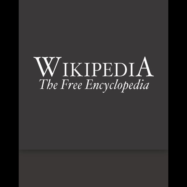 wikipedia, mirror icon