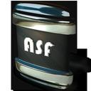 file, asf icon
