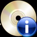 CD Info icon