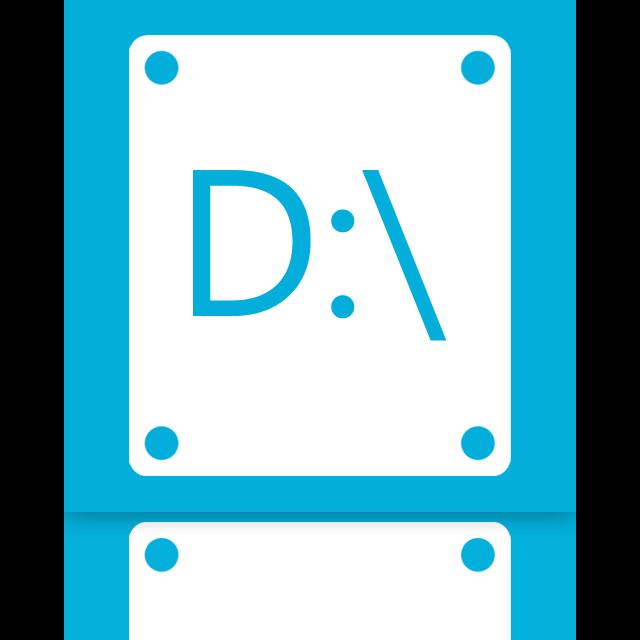 mirror, d icon