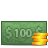 coin, money, currency, dollar, cash icon