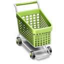 cart, by icon