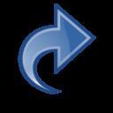 next,blue,forward icon