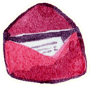 mail, envelop, message, email, letter icon