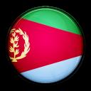 country, flag, eritrea icon