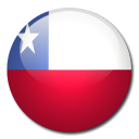 country, chile, flag icon