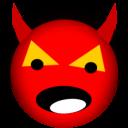 satan devil icon