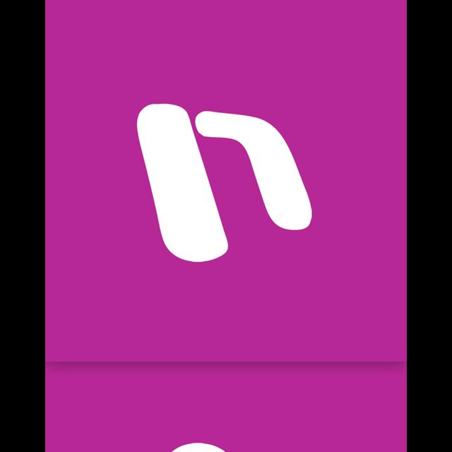 mirror, onenote icon