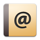 read, apple, reading, book, address icon