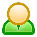 user icon