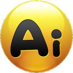 macromedia, ai icon