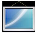 emblem, photo, image icon