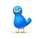 animal, social network, social, single, bird, sn, twitter icon