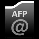 Black AFP icon