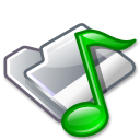 voice, sound, folder icon