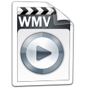 video,wmv icon