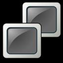 network, monitors, screen icon