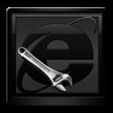 Black, Fix, Microsoft icon